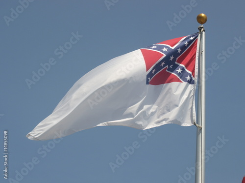 Confederate flag Wallpaper Mural