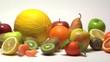 carrellata su tanta frutta