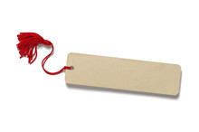 Blank Bookmark