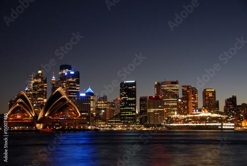 Staande foto Sydney sydney opera house