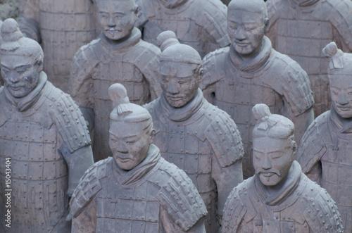 Foto op Plexiglas Xian The Terracotta Army in Xian