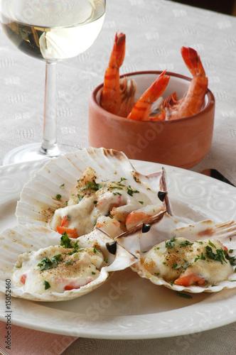 Antipasti di pesce caldo - Cucina del Veneto – kaufen Sie ...