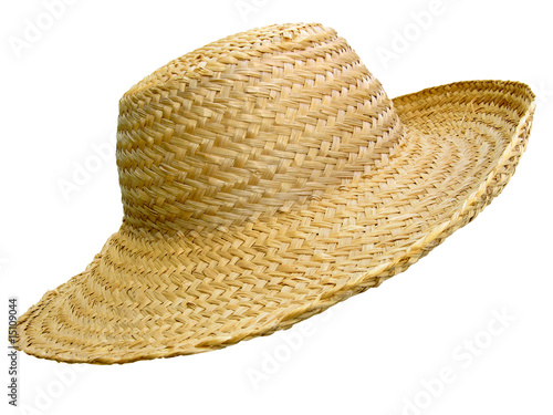Obraz Handmade straw hat - fototapety do salonu