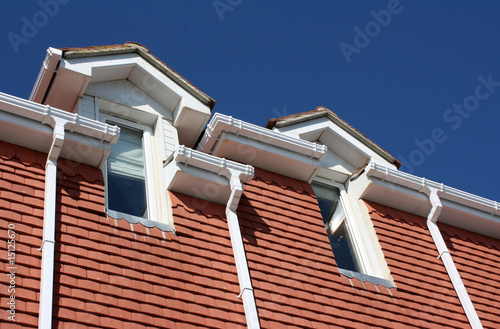 Gutters Soffits & Drainpipes Canvas-taulu