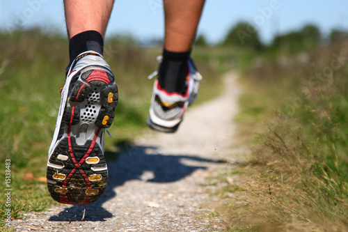 Poster Jogging Running