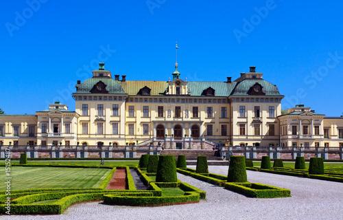 Foto op Plexiglas Zuid Afrika Königspalast-Schloss Drottningholm,Stockholm,Schweden