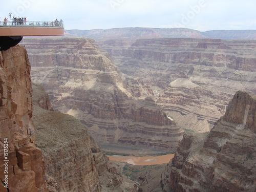 Obraz na płótnie Grand Canyon Sky Walk