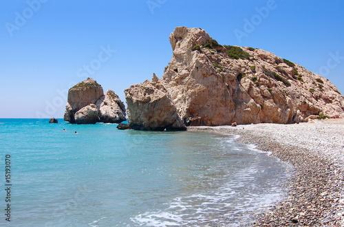 Rock of Aphrodite or Petra tou Ramiou