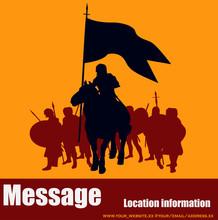 Warrior Message