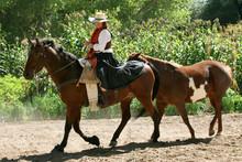 Southwestern Cowgirl