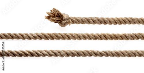Rope Fotobehang