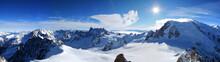 Mont Blanc & Mer De Glace Von ...