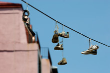 Hanging Shoes 2
