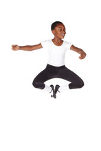 Young African Ballet Boy