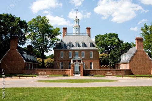 Fényképezés  Governor's Palace