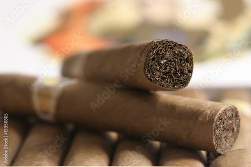 Cuadros en Lienzo cigars