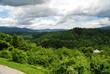 Panorama in Postojna