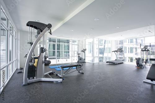 Valokuva  gym