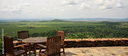 Fotografie, Obraz  Amazing View at Singita Grumeti Reserves