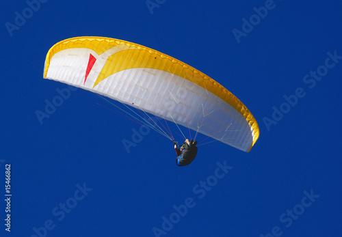 Foto op Canvas Luchtsport Parapente au soleil