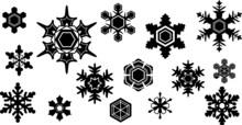 Snow Crystal 15Variation