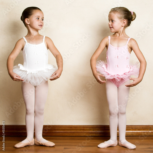 Ballet Girl плакат