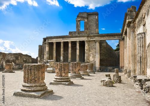 Fotografia Pompeii