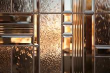 Beautiful Beveled Glass Window