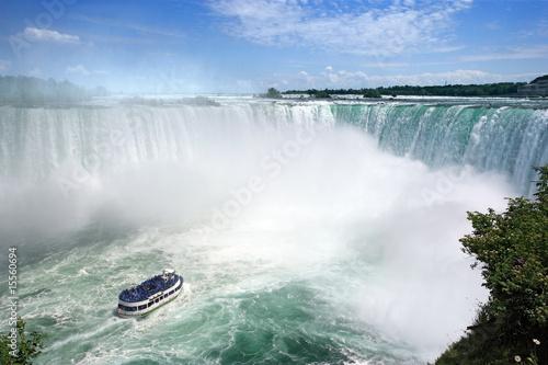 Poster Canada Niagara Falls tourism