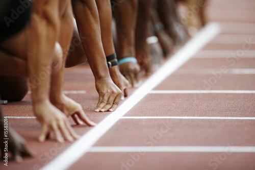 Fotografie, Obraz  Athletisme