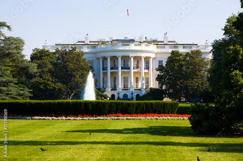 Das Weiße Haus Fototapet