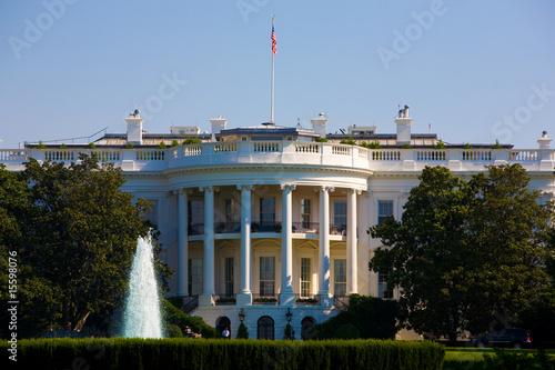 Fotomural  Das Weiße Haus
