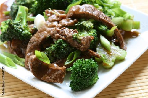 Photo  Beef and Broccoli