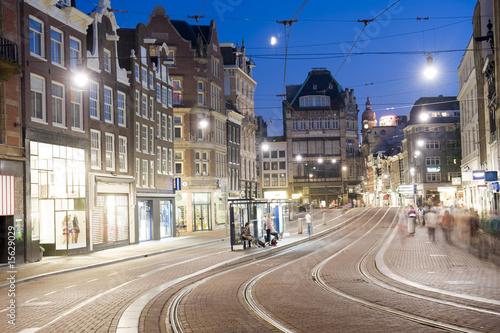 Photo  Amsterdam at Night