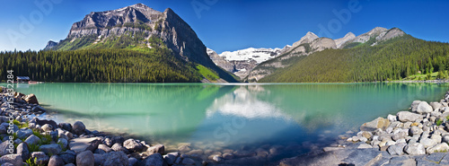 Photo sur Toile Canada Lake Louise - Beautiful Alberta