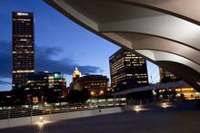 Milwaukee, WI At Night