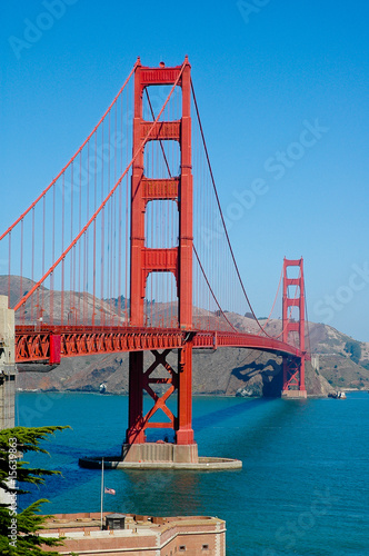Golden Gate Bridge #15639863