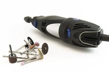 Dremel Mit Werkzeugen