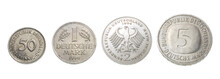 Deutsche Mark Münzen