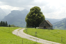 Alpsteinmassiv, Appenzellerland