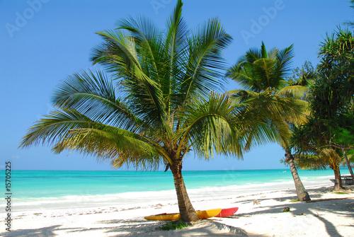 Poster Ezel spiaggia
