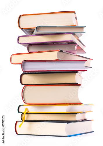 Bücherstapel zeichnung  Bücherstapel – kaufen Sie dieses Foto und finden Sie ähnliche Bilder ...