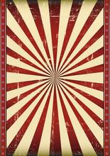 Textured Sunbeam Flag