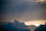 Fototapeta Na ścianę - Thunderstorm clouds.