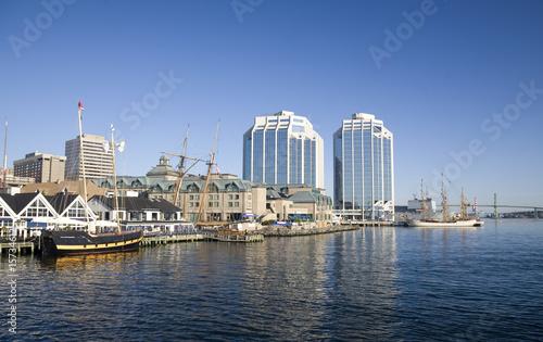 Poster Canada Halifax Waterfront - Nova Scotia Tall Ship Festival 2009