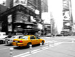 Taxi at times square