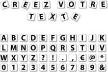 Créez Votre Texte