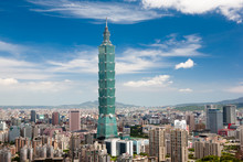 Taipei 101, The Tallest Buildi...