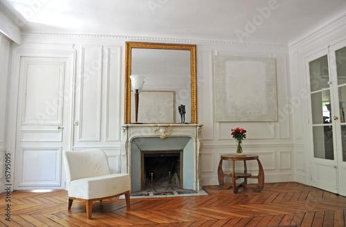 Obraz appartement parisien - fototapety do salonu