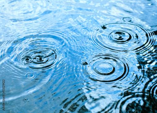 Rainy weather Fototapeta